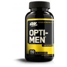 Минерально-витаминный комплекс Optimum Nutrition Opti-Men, 150 капсул