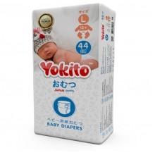 Yokito подгузники размер L (12+ кг) 44 шт